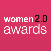 Women 2.0 Awards Presented by MasterCard