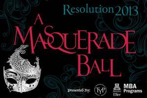 New Years Eve 2013 - Resolution: A Masquerade Ball
