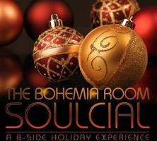 The Bohemia Room Holiday Soulcial featuring MARYEL EPPS