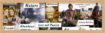 VISION: Co-Creating Your Life in 2013