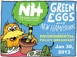 Green EGGS and New HAMpshire 2013