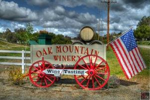 BBQ Cooking Class at Oak Mountain Winery, Drink on the...