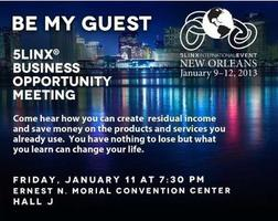 5Linx Income Producing Opportunities FREE EVENT