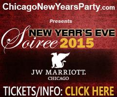 New Years Eve Soiree at JW Marriott Chicago