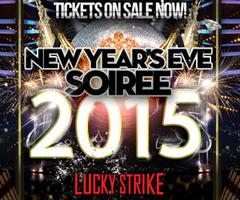 New Years Eve Soiree at Lucky Strike Chicago