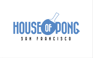 "House Of Pong ""Doubles Tournament Party"""