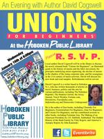 """Author David Cogswell Discusses """"Unions for Beginners"""""""