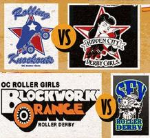 OC Roller Girls - Flat Track Roller Derby - RKO vs....