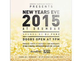 New Year's Eve at drumBAR