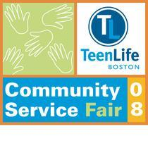 TeenLife Boston COMMUNITY SERVICE FAIR