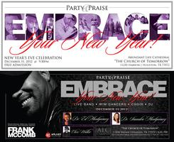ALC presents New Year's Eve Celebration featuring...