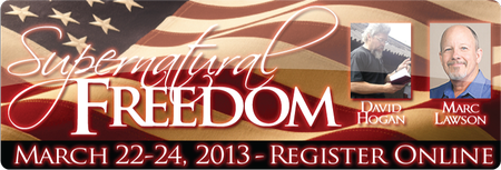 Supernatural Freedom Conference
