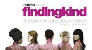 Finding Kind Screening at Shawnee Mission East HS Cafet...