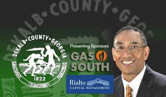 2013 State of DeKalb Breakfast with CEO Burrell Ellis