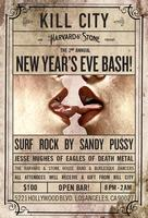 Harvard & Stone & Kill CIty NYE Bash 2013