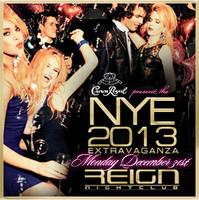 Reign New Year's Eve 2013
