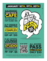"""CLE Events Presents """"I Have A Dream Fest"""" Weekend 2013"""
