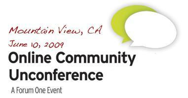 Online Community Unconference