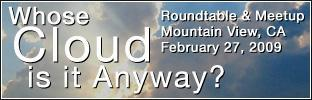 TechCrunch Cloud Computing Roundtable & MeetUp