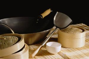 Wok on the East West Side with Chef Kelly Fong