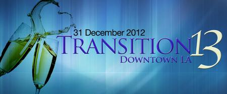 TRANSITION 2013 :: A Musical Journey into the New Year...