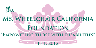 SEATING ONLY: The 2013 Ms. Wheelchair California...