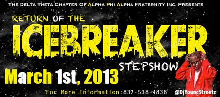 The IceBreaker StepShow