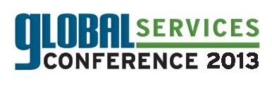 Global Services Conference 2013
