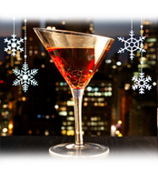 Hudson Terrace Holiday Mixer - Singles 25-45
