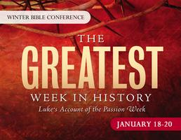 Winter Bible Conference
