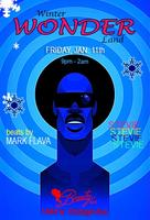 "Winter WONDER land ""A Night with Stevie Wonder"""