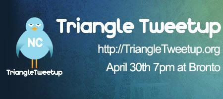 Triangle Tweetup 2.0 sponsored by Capture Carolina at...