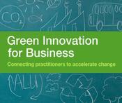 Green Innovation for Business Silicon Valley Unconferen...