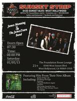 James Manning & The Jamestown Band Live @ House of...