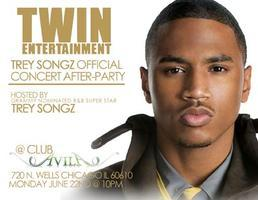 TREY SONGZ OFFICIAL CONCERT AFTER-PARTY
