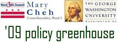 2009 Policy Greenhouse