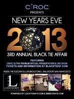 The Black Tie New Years Eve Affair