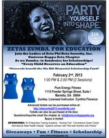 ZETAS ZUMBA® FOR EDUCATION