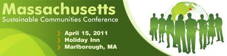 1st Massachusetts Sustainable Communities Conference