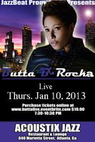 Butta B-Rocka Live at Acoustix