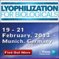 3rd Annual Lyophilization for Biologicals