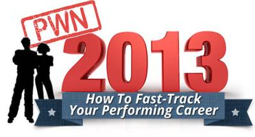 How To Fast-Track Your Performing Career!