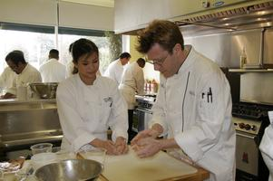 The Art of Sushi Making with Chef Eric - Friday,...