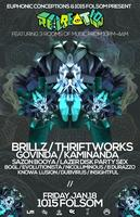 RE:CREATION w/ BRILLZ, THRIFTWORKS, GOVINDA, + MORE