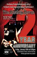 The Rosehip Revue! 2nd Anniversary Show