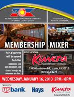 FACCOC Membership Mixer - Leap Into a New Year of New...