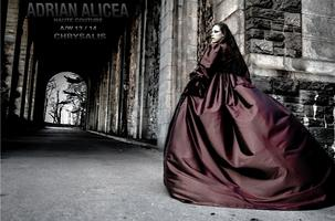 Adrian Alicea Haute Couture Fall/ Winter 2013-14...