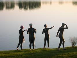 Open Water Swimming 2013