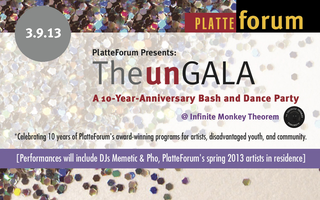 The unGala: 10-Year-Anniversary Bash & Dance Party...