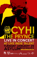 Live Indie Talent: Volume 3 w/ CyHi The Prynce live in...